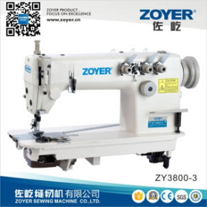 Zoyer High Speed Chain Stitch Industrial Sewing Machine (ZY3800) pictures & photos