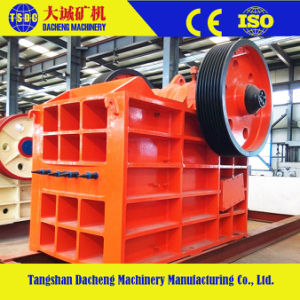 New Stone Rock Jaw Crusher From China Factory pictures & photos