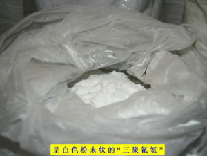 Raw Material Melamine Powder with Good Quality 108-78-1