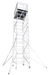Aluminum Alloy Moveable Scaffold pictures & photos