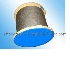 Elevator Wire Rope (8*19S) Tongguan Brand pictures & photos