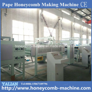 High Speed Standard Core Making Paper Honeycomb Machine for Fill of Doors