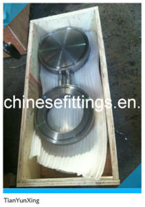 ANSI B16.48 Spectacle Blind Stainless Steel Flange pictures & photos