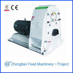 Tear Circle Feed Hammer Mill for Grinding Raw Materials pictures & photos