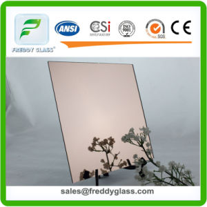 2mm Aurantium Decorative Mirror/Colored Mirror/Art Mirror/Bathroom Mirrors pictures & photos