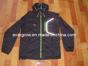 Windproof and Water Proof Outdoor Jacket (J023) pictures & photos