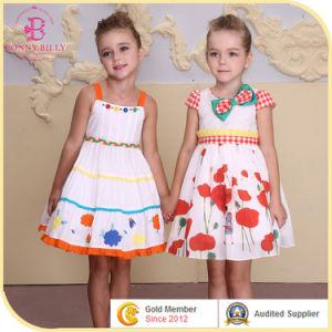 9352bf295bf7 China Wholesale Child Frocks Design Girl Dress Children Clothing ...