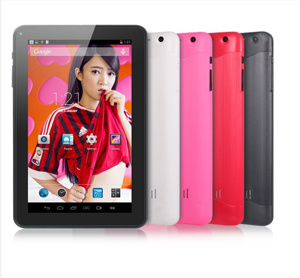 9 Inch Dual Core Android Tablet with HDMI Port