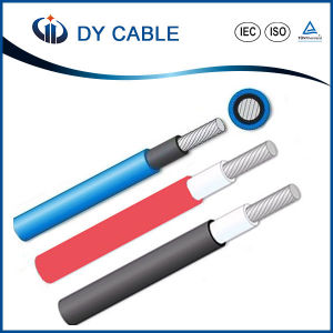 TUV Approved Tinned Copper Wire Solar PV Cable Manufacturer pictures & photos