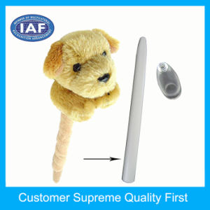 Factory Injection Moulding Plush Toy Ballpoint Pen