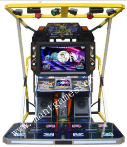 New Product Dancing Game Machine Playground Equipment (MT-2045) pictures & photos