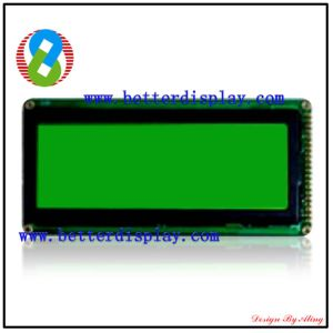 LCD Screen LCD Module Stn Green Negative LCM LCD Display pictures & photos