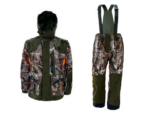 Light Weight Padding Jacets & Pants for Hunting