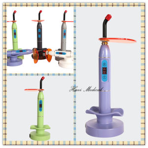 Foshan Newest Colourful LED Curing Light Dental