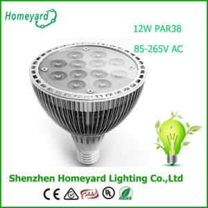 High CRI High Brightness 12W PAR38 LED PAR Lamp
