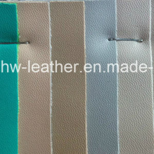 Fashion PU Leather for Garments (HW-1639) pictures & photos