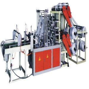 Double-Layer Eight-Line Bottom Sealing Bag-Making Machine (WQ-YTDF) pictures & photos