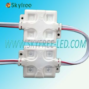 4 LEDs Waterproof LED Module Light (SF-LM5050W04-F)