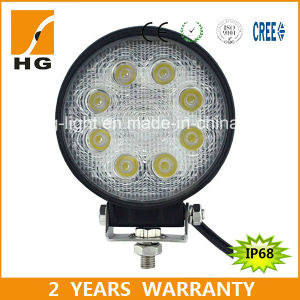 4.6′′ Super Bright Best Selling Tractor24W LED Working Light
