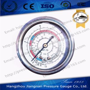 1.5MPa Refrigerant Pressure Gauge pictures & photos