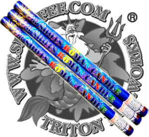 1′′ Roman Candle 8 Shots Fireworks Highest Quality with Lowest Price pictures & photos