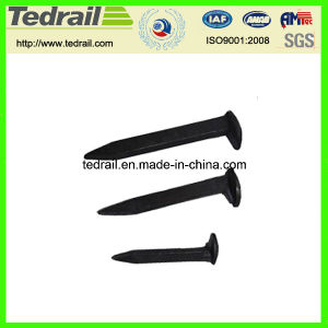 Railway Fastening Track Spikes Rail Components pictures & photos
