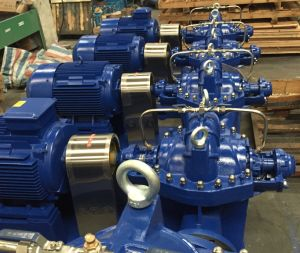 Electrical Multistage Split Casing Pump with CE Certificates pictures & photos