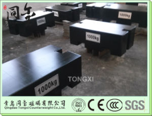 Iron Casting Sand Casting, Terex Crane Counter Weight