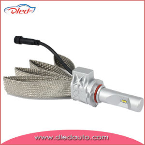 Newest Design 3000lm H4 LED Headlight for Car with Ce RoHS Certification