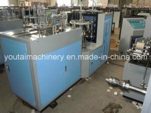 Full Automatic Paper Cup Machine with Separate Panel Control pictures & photos