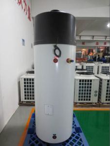 Air Source Heat Pump Water Heater with Watermark Certificate