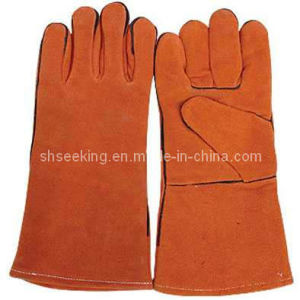Leather Working Glove (SWG002)