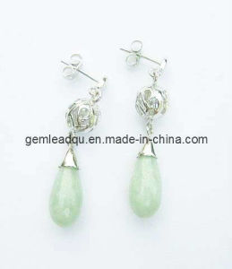925 Silver Earrings (hls-001)