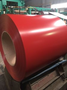 Prepainted Color Coated Galvanized Steel Coil/PPGI/PPGL