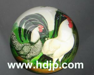 Crystal Paper Weight (Hdcp2014)