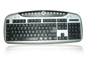 Multimedia Keyboard for Computer