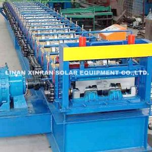 Deck Floor Steel Board Cold Roll Former Forming Machine pictures & photos