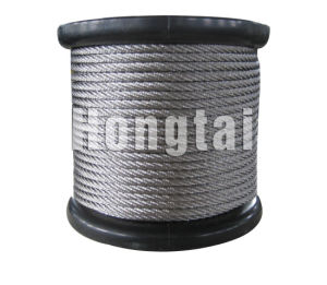 3.2mm 7x7 Stainless Steel Wire Rope