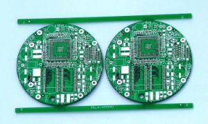 China 6-Layers PCB With HAL Surface Finish - China Pcb