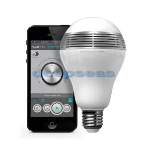 LED Lamp Bluetooth Speaker 2 in 1 of Smart Home