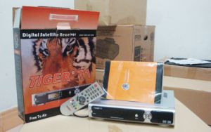 Tiger T1 Digital Satellite Receiver, Tiger T1 Digital Satellite, Digital Receiver