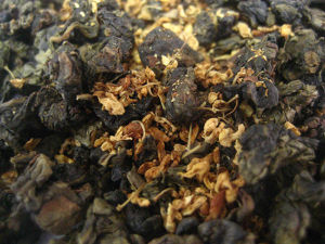 Special Chinese Tea, Osmanthus Oolong Tea
