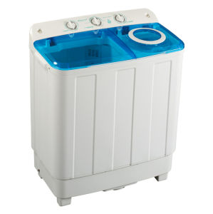 7.0kg Twin-Tub Top-Loading Washing Machine for Qishuai Model XPB70-7029SG pictures & photos