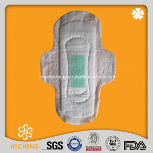 Ultra Thin Soft Cotton Sanitary Pad pictures & photos