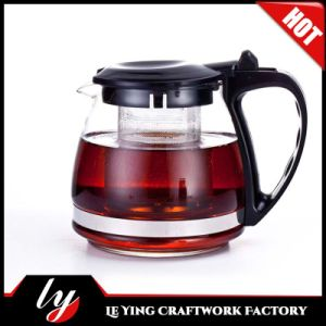 1.3L Multiple Russia Glass Tea Pot Coffee Pot