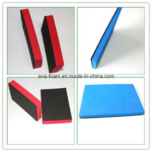 China Expanded Polyethylene Sheet Double Color EVA Rubber PE Foam ...