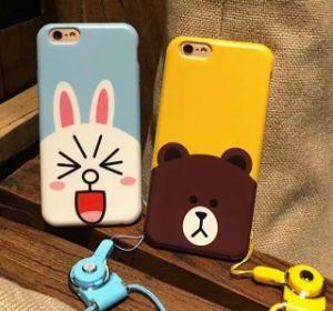 Funny Cute Soft TPU Phone Case For