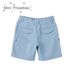 100% Cotton Kids Wear Clothes Clothing Boy Shorts pictures & photos