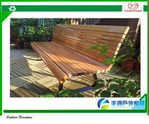 2015 Modern Plastic Wood Waiting Bench /Street Furniture