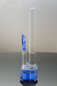Office or Home Decor Ascension Crystal Award pictures & photos